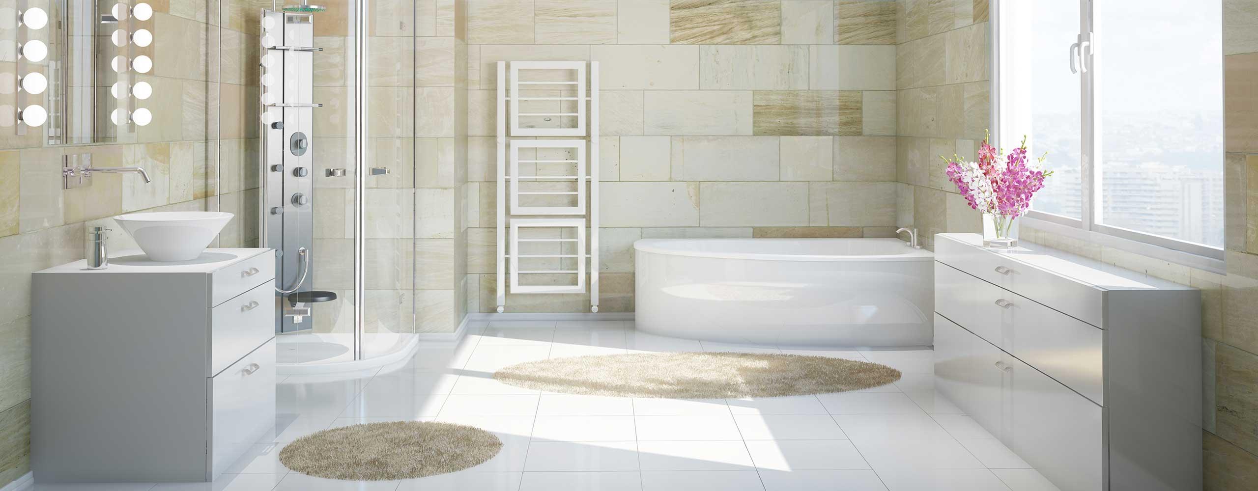 Badkamer verbouwen door de installateur uit Sliedrecht
